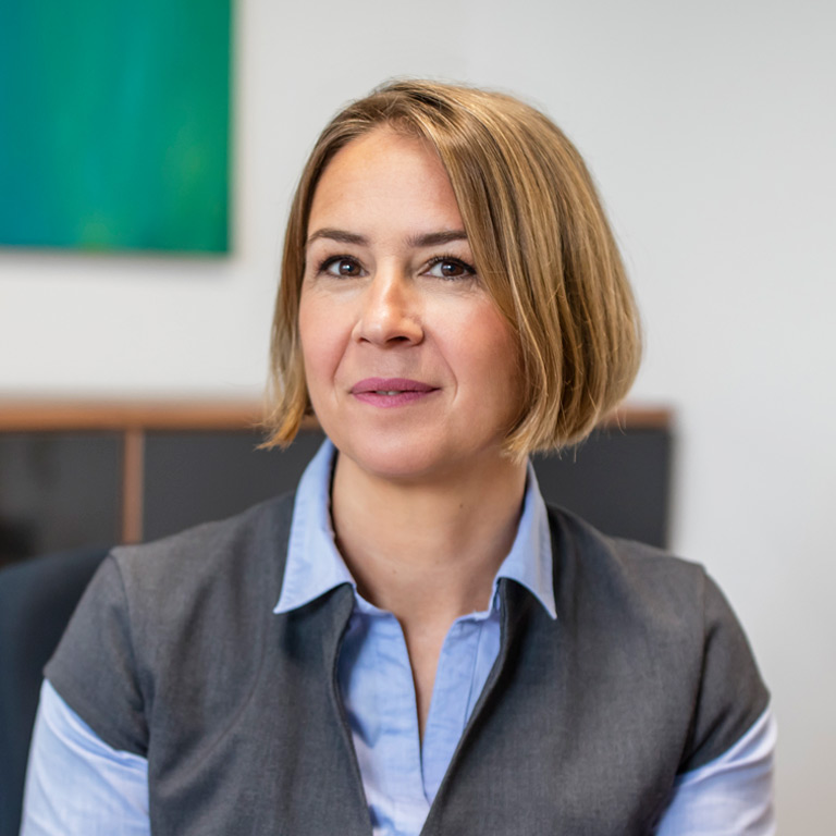 Steuerberaterin Bettina Dumke