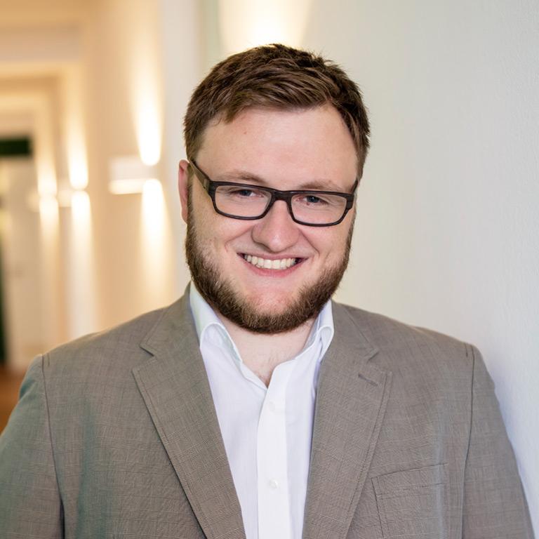 Auszubildender zum Steuerfachangestellten Christopher Dohmen