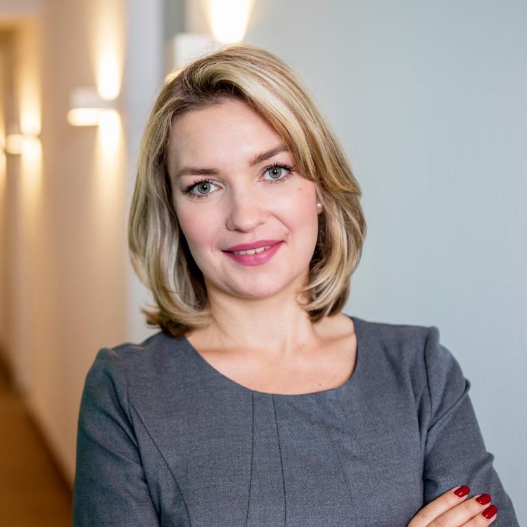 Kommunikationsdesignerin Julia Rodenbach