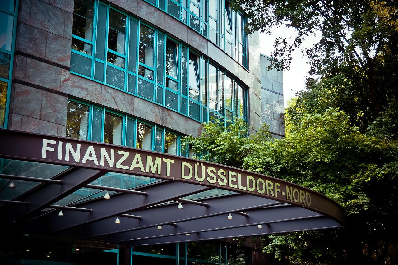 Das Finanzamt Düsseldorf-Nord